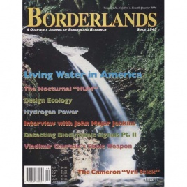 Free magazine if you buy some other item from the AFU Shop! Borderlands