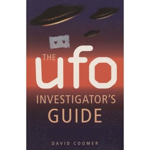 Coomer, David: The UFO investigator's guide