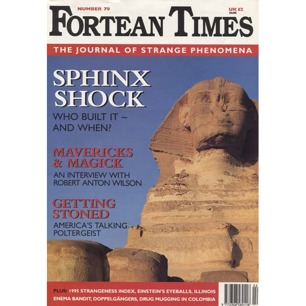 Fortean Times (1995 - 1996) - No 79 - Feb/Mar 1995