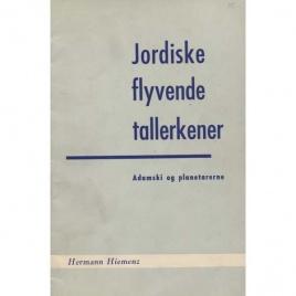 Hiemenz, Hermann: Jordiske flyvende tallerkener. Adamski og planetarierne.
