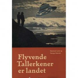 Leslie, Desmond & Adamski, George: Flyvende tallerkener er landet.