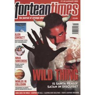 Fortean Times (1999 - 2000) - No 118 - Jan 1999