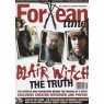 Fortean Times (1999 - 2000) - No 128 - Nov 1999