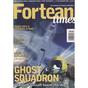Fortean Times (2001 - 2002) - No 142 - Jan 2001