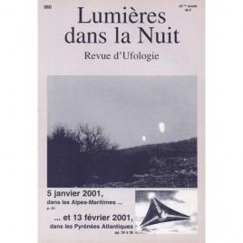 Lumieres dans la nuit (2001-2005)