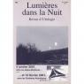 Lumieres dans la nuit (2001-2005) - 360 - (vol 43, avr 2001)
