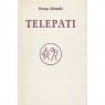 Adamski, George: Telepati - Very good with fine jacket