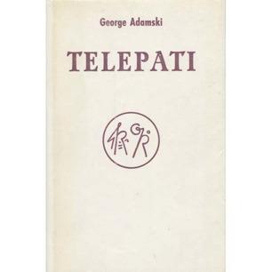 Adamski, George: Telepati - Very good with fine jacket