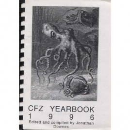 Downes, Jonathan (ed.): The CFZ yearbook 1996