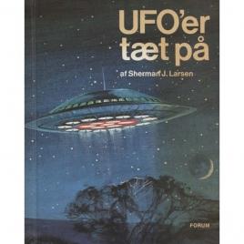 Larsen, Sherman: UFO'er taet på.