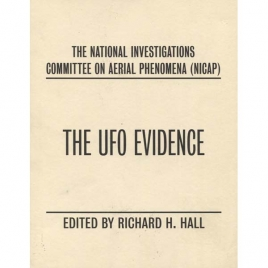 Hall, Richard H. (ed.): The UFO evidence