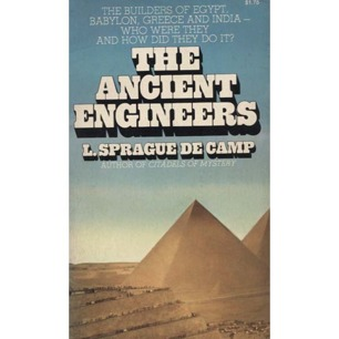 De Camp, L. Sprague: The Ancient engineers (Pb)