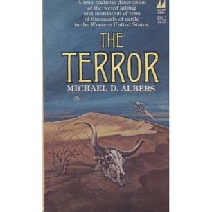 Albers, Michael D.: The Terror (Pb)