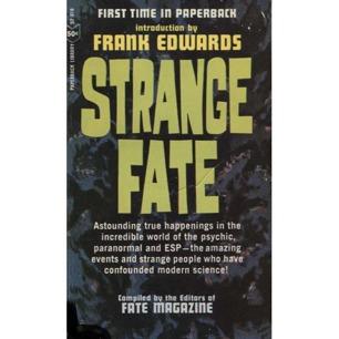 Fate Magazine (editors of): Strange Fate (Pb)