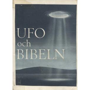 Jessup, Morris K.: UFO och bibeln.