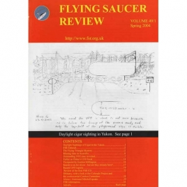 Flying Saucer Review (2004-2005)