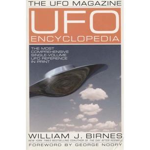 Birnes, William J. (editor): The UFO Magazine UFO encyclopedia