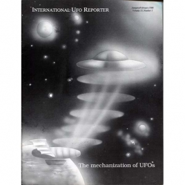 International UFO Reporter (IUR) (1988-1990)
