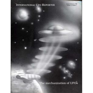 International UFO Reporter (IUR) (1988-1990)