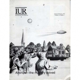 International UFO Reporter (IUR) (1991-1993)