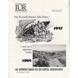 International UFO Reporter (IUR) (1994-1997)
