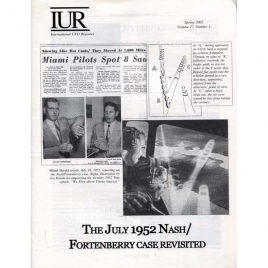 International UFO Reporter (IUR) (2002-2006)
