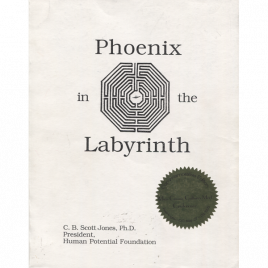Jones, C.B. Scott: Phoenix in the labyrinth