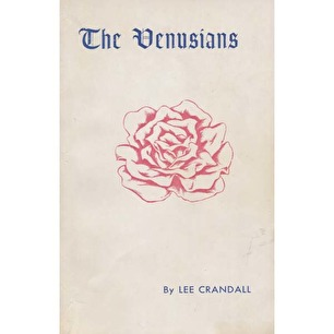 Crandall, Lee: The Venusians