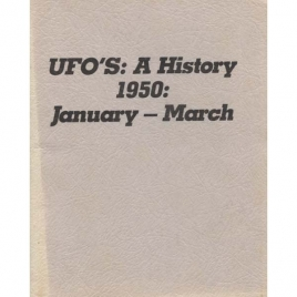 Gross, Loren E.: UFOs: A history (1950-52)