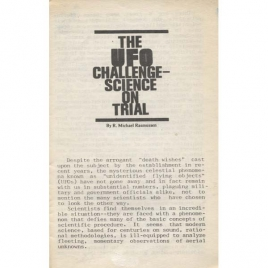 Rasmussen, R. Michael: The UFO challenge - science on trial