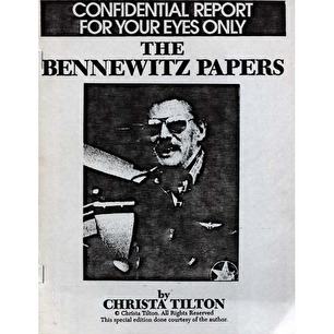 Tilton, Christa: The Bennewitz papers