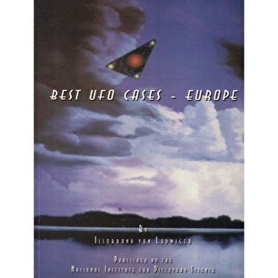 von Ludwiger, Illobrand: Best UFO cases - Europe.