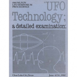 Mutual UFO Network (MUFON): 1980 UFO symposium proceedings