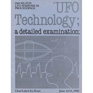 Mutual UFO Network (MUFON): 1980 UFO symposium proceedings