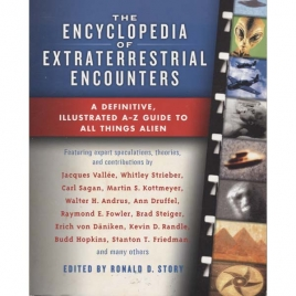 Story, Ronald D.: The Encyclopedia of extraterrestrial encounters