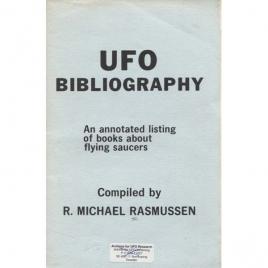 Rasmussen, R. Michael: UFO bibliography