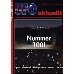 UFO aktuellt 2005-2009 - No 1, 2005, Årgång 26