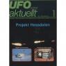 UFO Sverige aktuellt 1980-1984 - No 1, 1984, Årgång 5