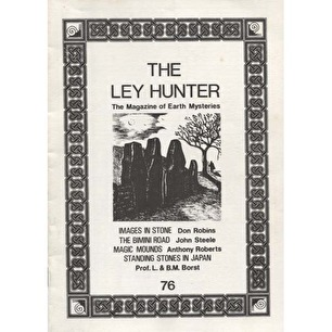 Ley Hunter (The) (1976-1983) - 76 (1976)