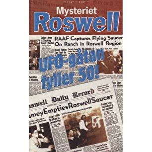 Fryking, Elisabeth: Mysteriet Roswell