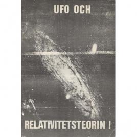 Tingstedt, Borgny: UFO och relativitetsteorin