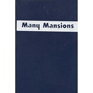 Cerminara, Gina: Many mansions - Good without jacket, 15th printing 1965