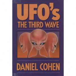 Cohen, Daniel: UFO's the third wave