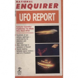 National Enquirer: UFO report