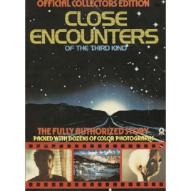 Spielberg, Steven: Close encounters of the third kind. 'Official collectors edition'