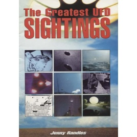 Randles, Jenny: The greatest UFO sightings