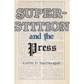 MacDougall, Curtis D.: Superstition and the press