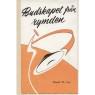 Fry, Daniel W.: Budskapet från rymden - Very good, 1st ed. (hc)