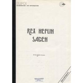 Möller Hansen, Kim: Rex Heflin-sagen. Specialrapport