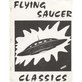 Manak, Allan J. (ed.) : Flying saucer classics
